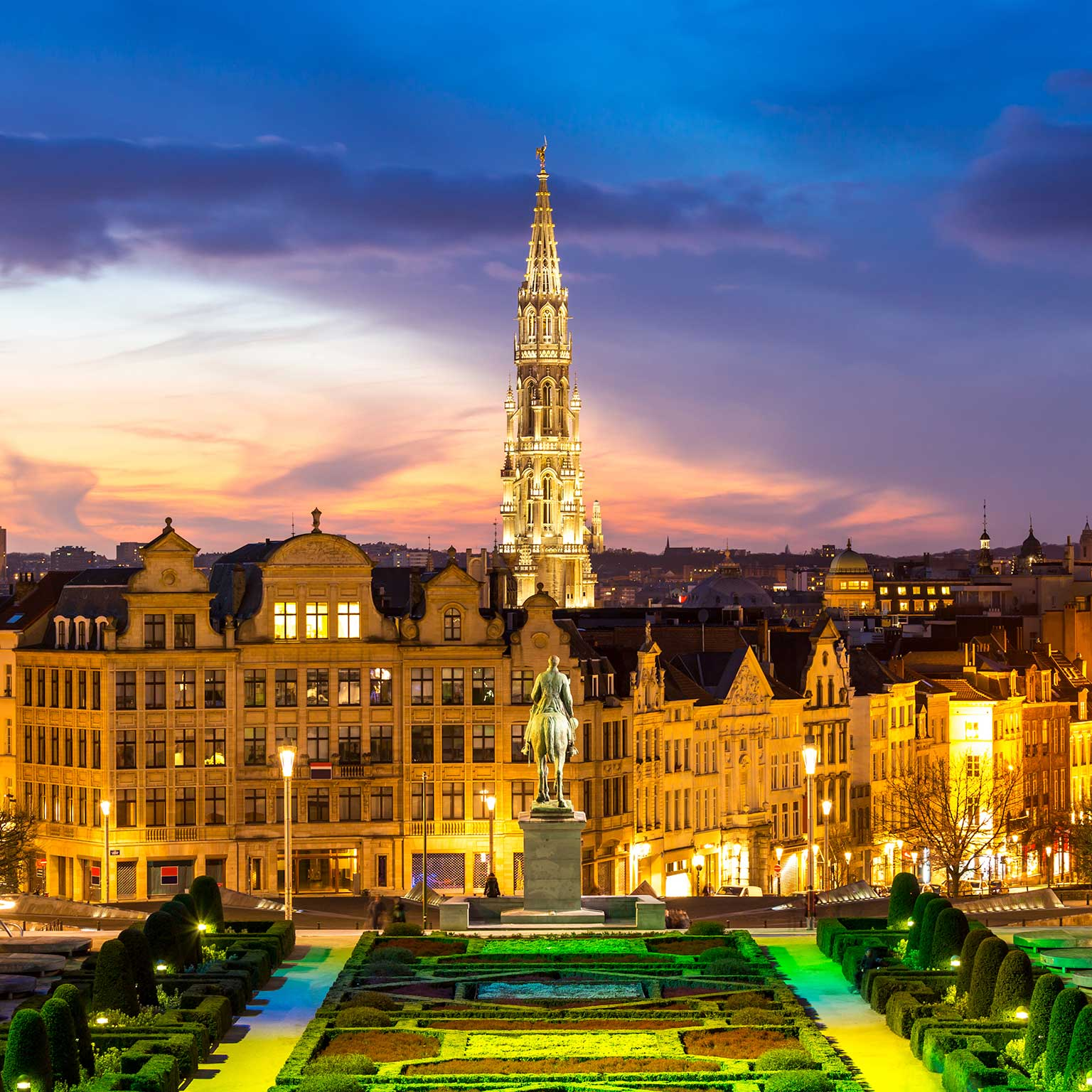 belgium and luxembourg mckinsey company