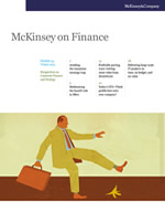 McKinsey on Finance Nummber 45 Winter 2013 - Perspectives on Corporate Finance and Strategy