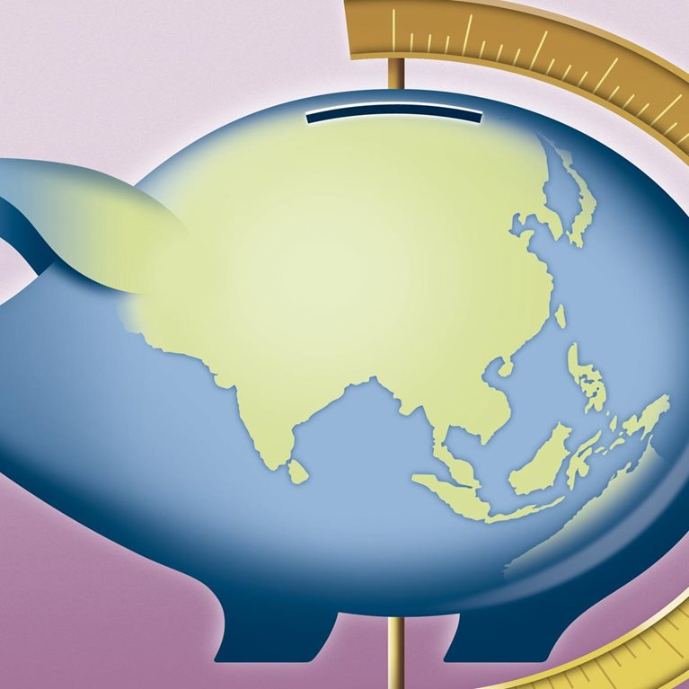 The changing face of Asian personal financial services