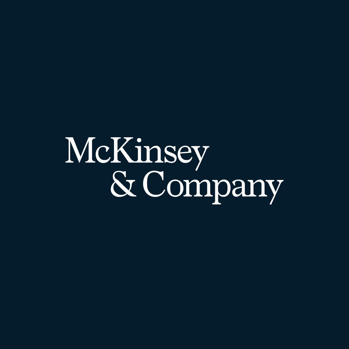 McKinsey & Company | Global management consulting