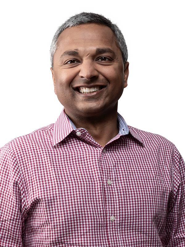 Anand Swaminathan, senior partner, Singapore