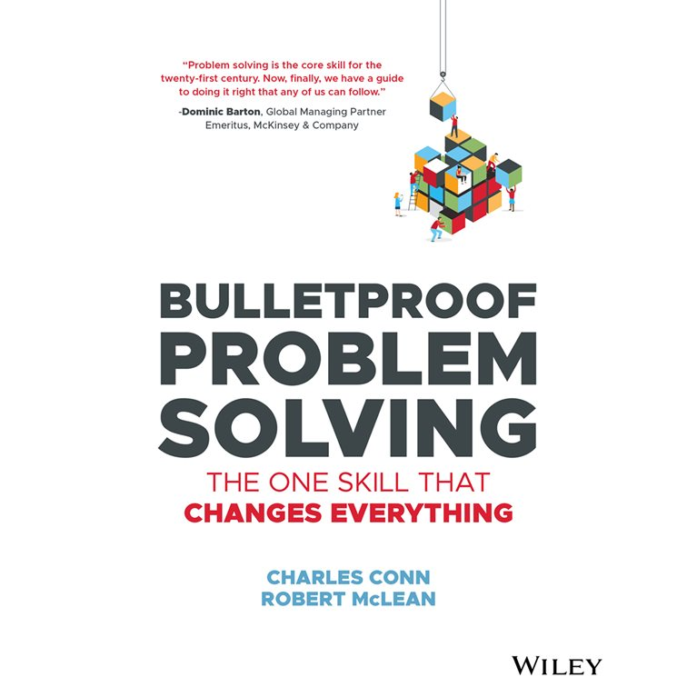 Cover of Bullet Proof Problem Solving