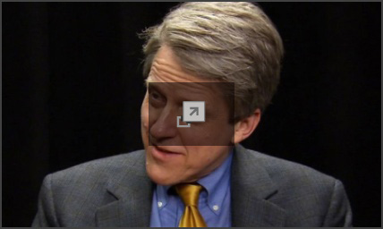 Surveying the economic horizon: A conversation with Robert Shiller