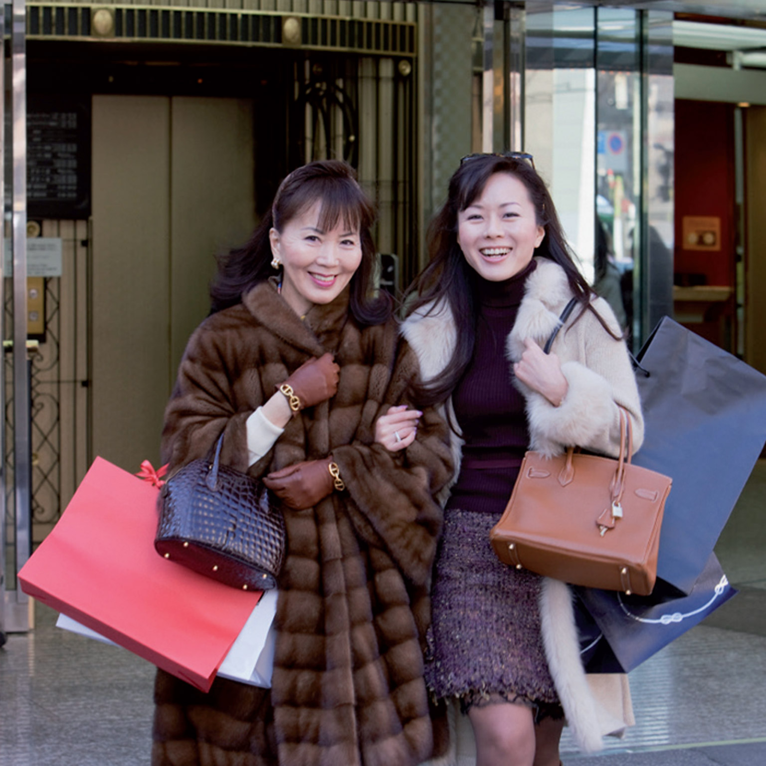 Changing the channels landscape to satisfy Japanese luxury