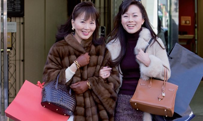 Japan's cautious luxury resurgence