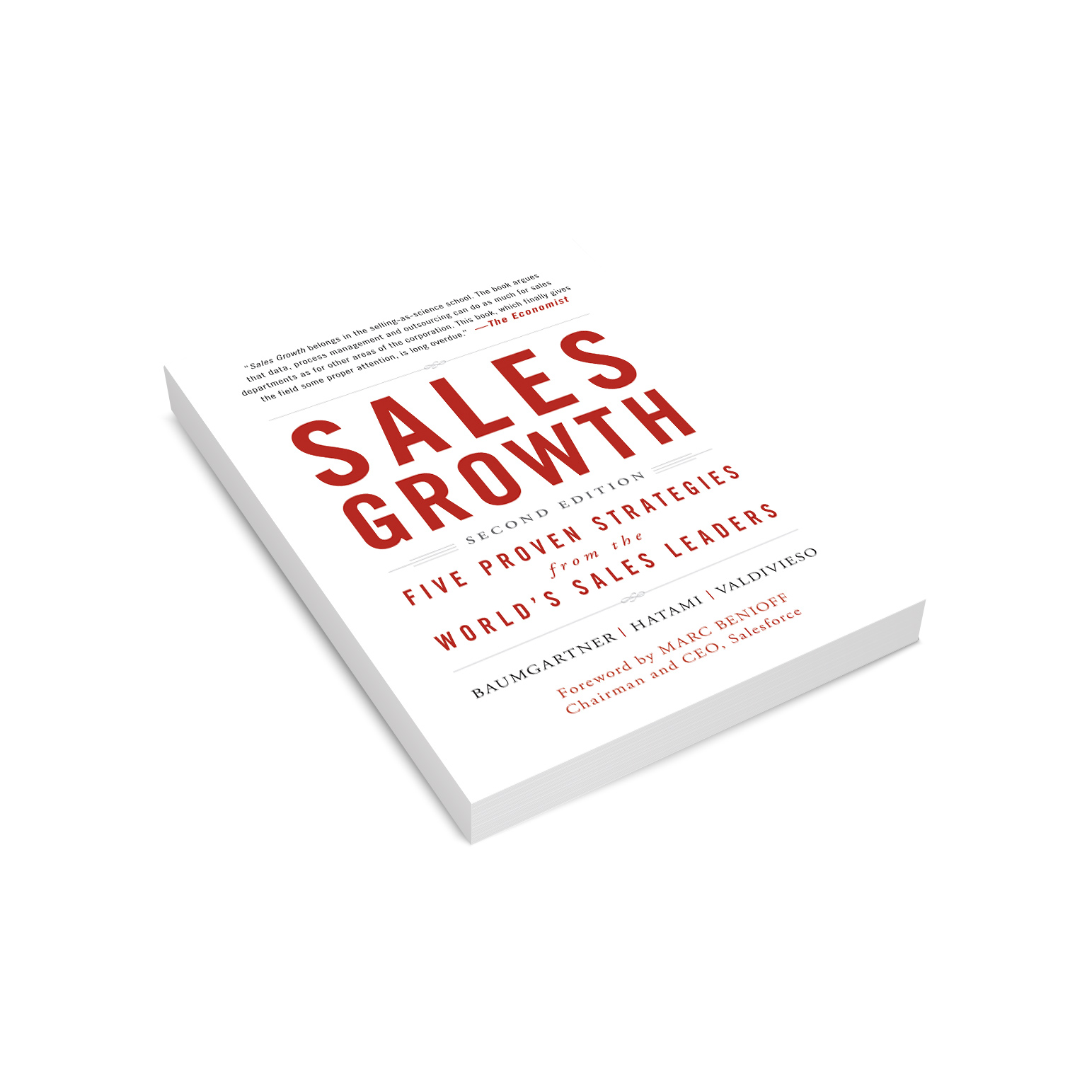 sales growth  five proven strategies from the world u2019s sales leaders  2nd edition