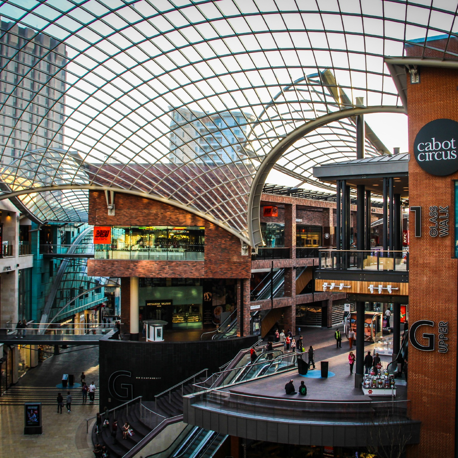The largest mall in the world today 70
