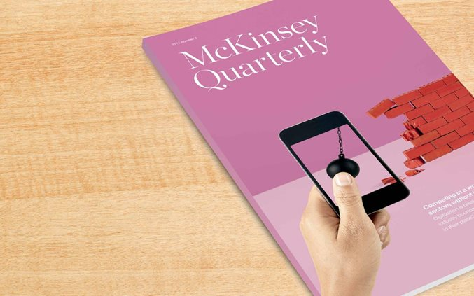 <em>McKinsey Quarterly</em> 2017 Number 3: Overview and full issue