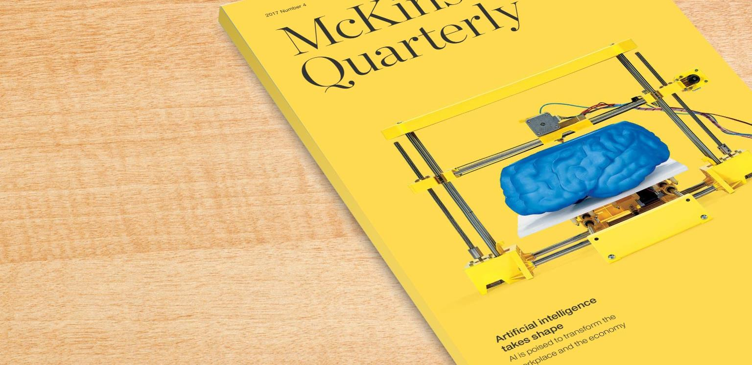 "m a the mckinsey quarterly 2000 number The processes of organization and management  ""the power of process redesign,"" mckinsey quarterly, volume 1, number 1,  number 7, 1988, pp 816–835 km."