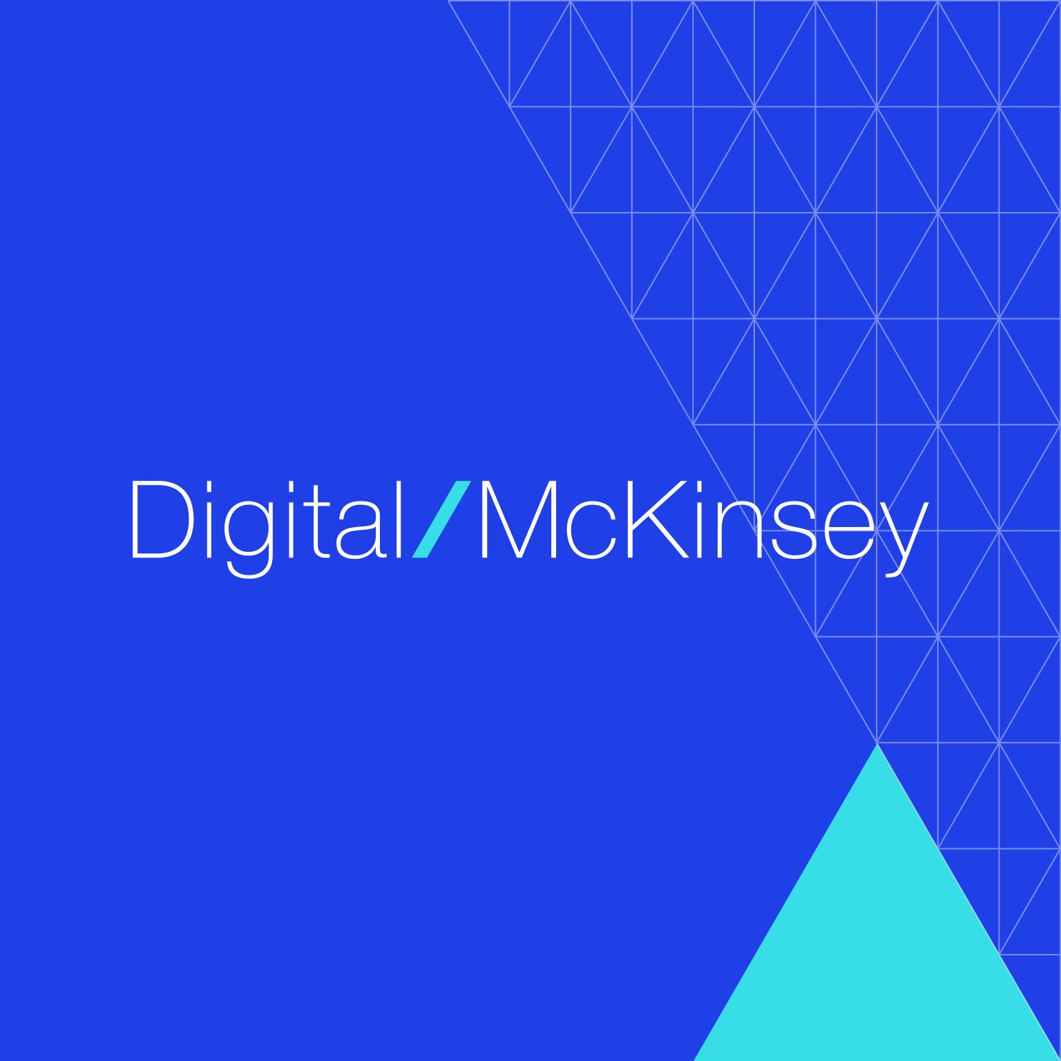 Experience Design | Digital McKinsey | McKinsey & Company