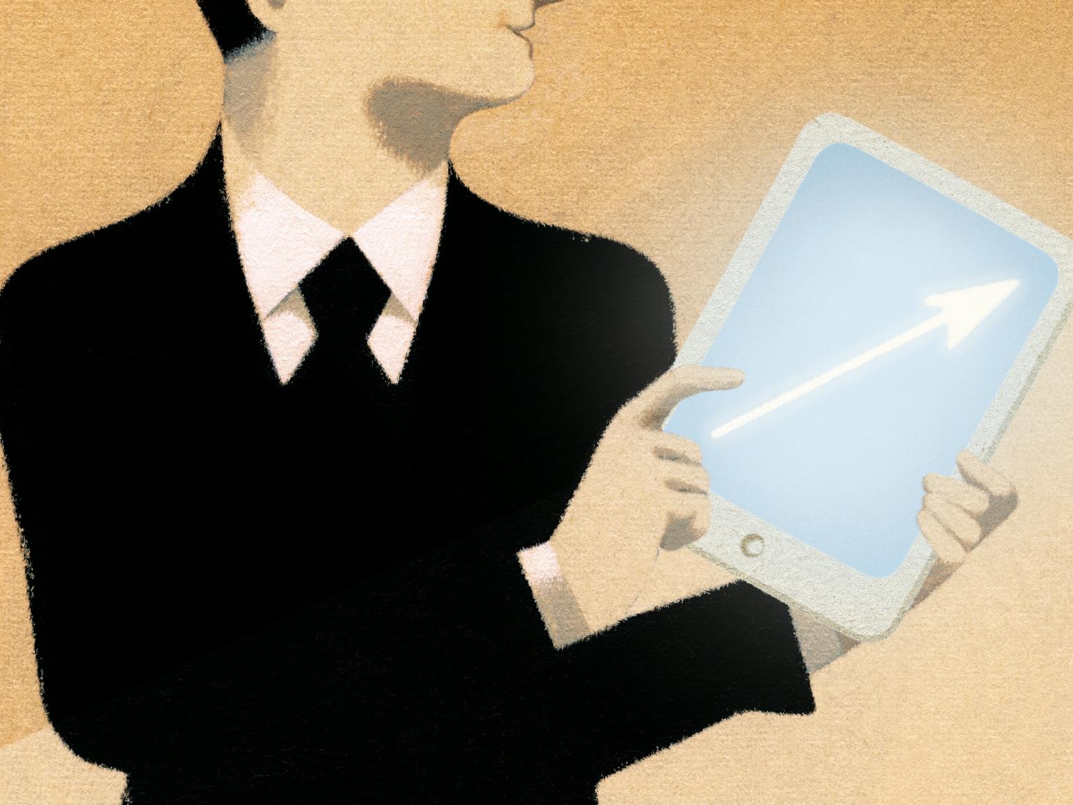 Bullish on digital: McKinsey Global Survey results