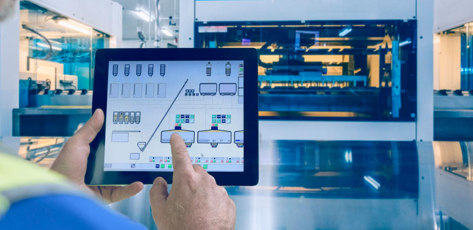 Digital machinery How companies can win the changing manufacturing game