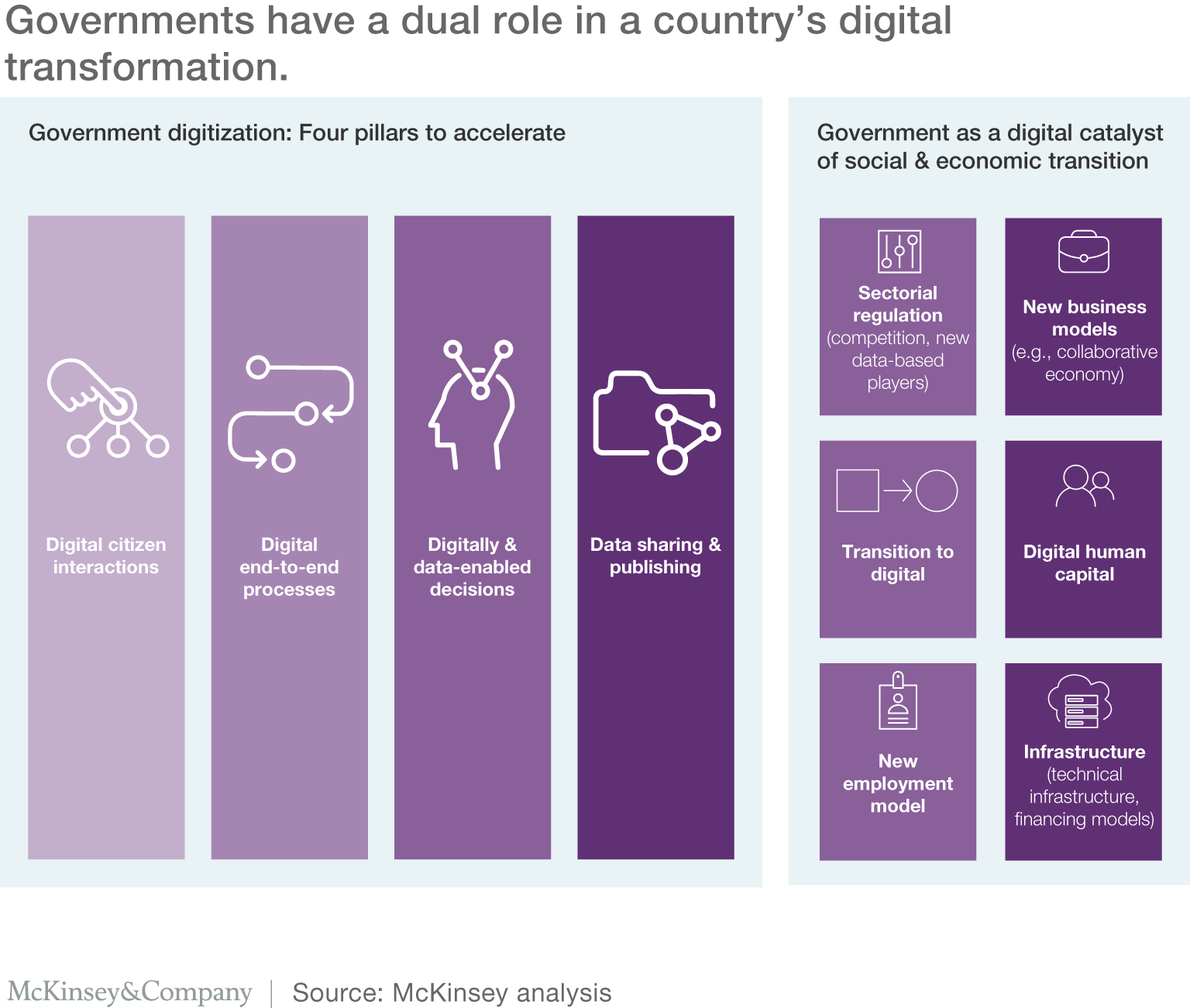Governments Have A Dual Role In A Country's Digital Transformation Policy  In The Data Age: How To Fund Raise Effectively For A Nonprofitanization How  To Ask