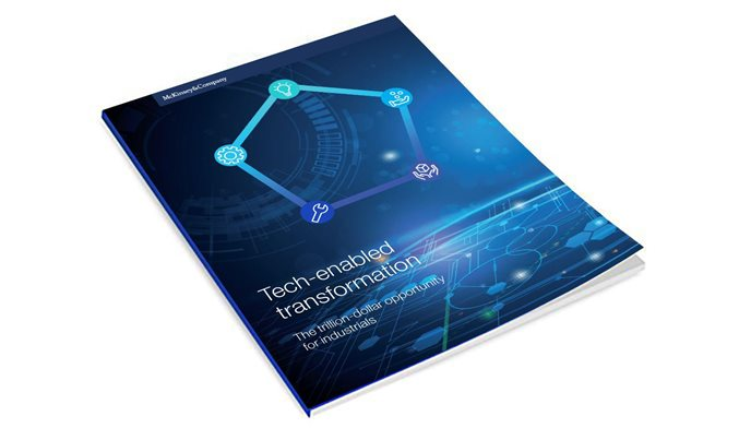 Tech-enabled transformation: The trillion-dollar opportunity for industrials