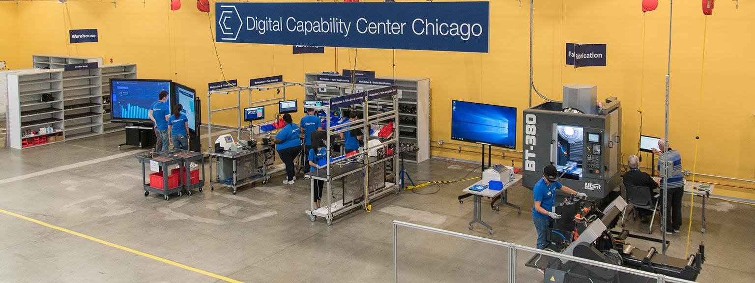 Digital Capability Center (DCC) Chicago