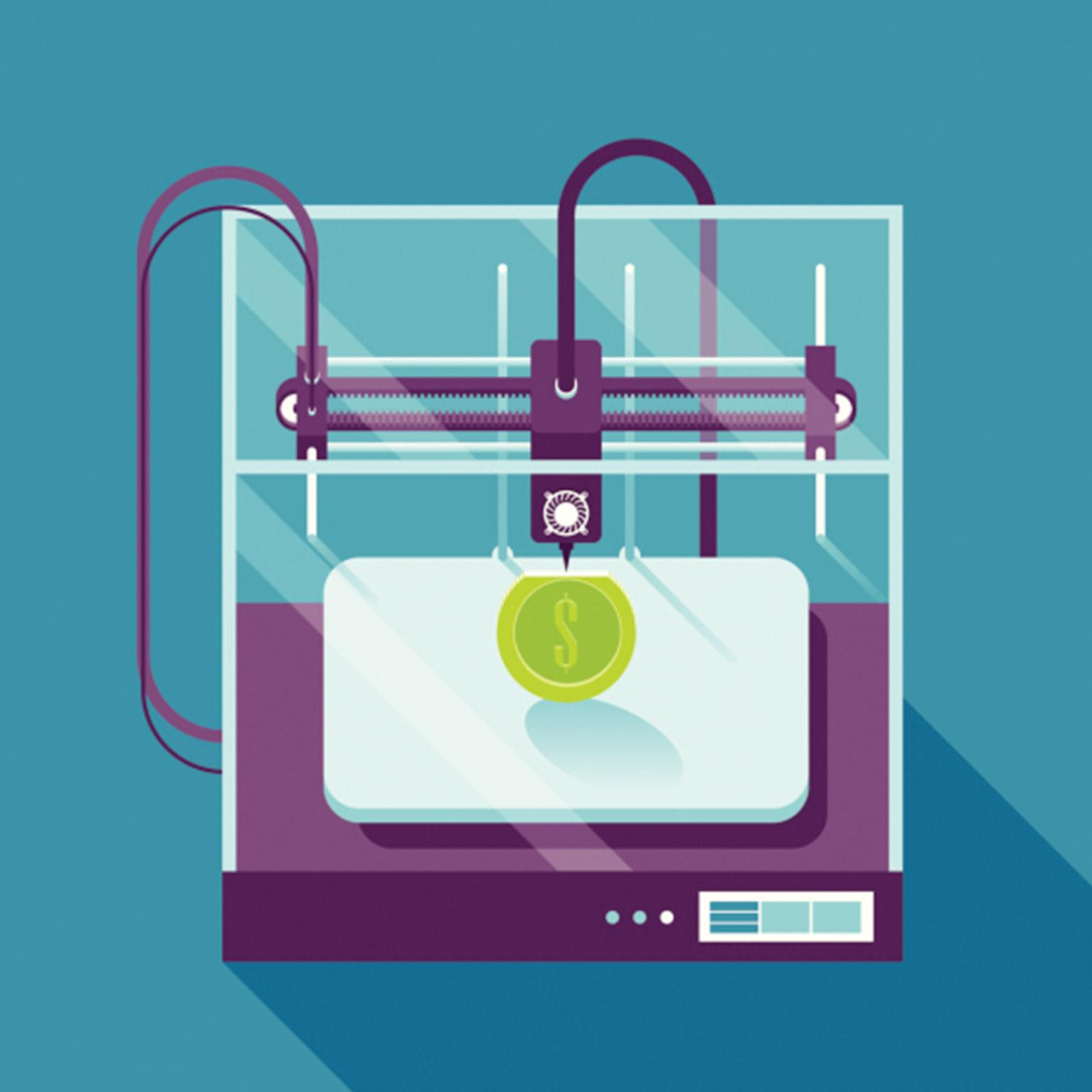 Are you ready for 3-D printing?
