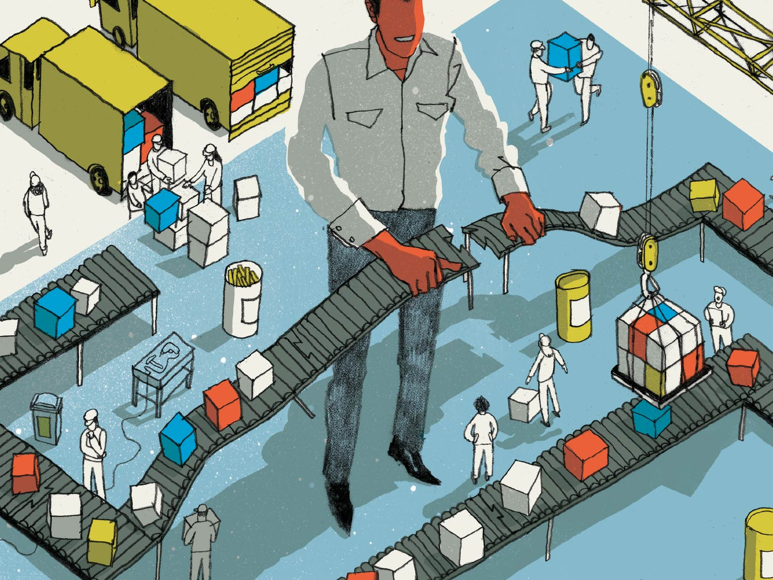 Building The Supply Chain Of The Future Mckinsey Amp Company