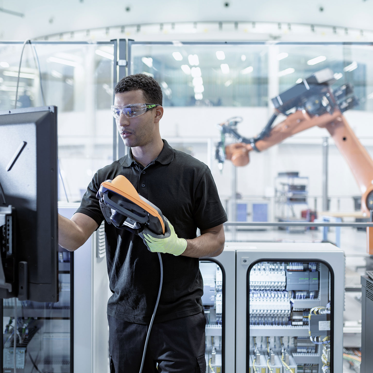 COVID-19: An inflection point for Industry 4.0