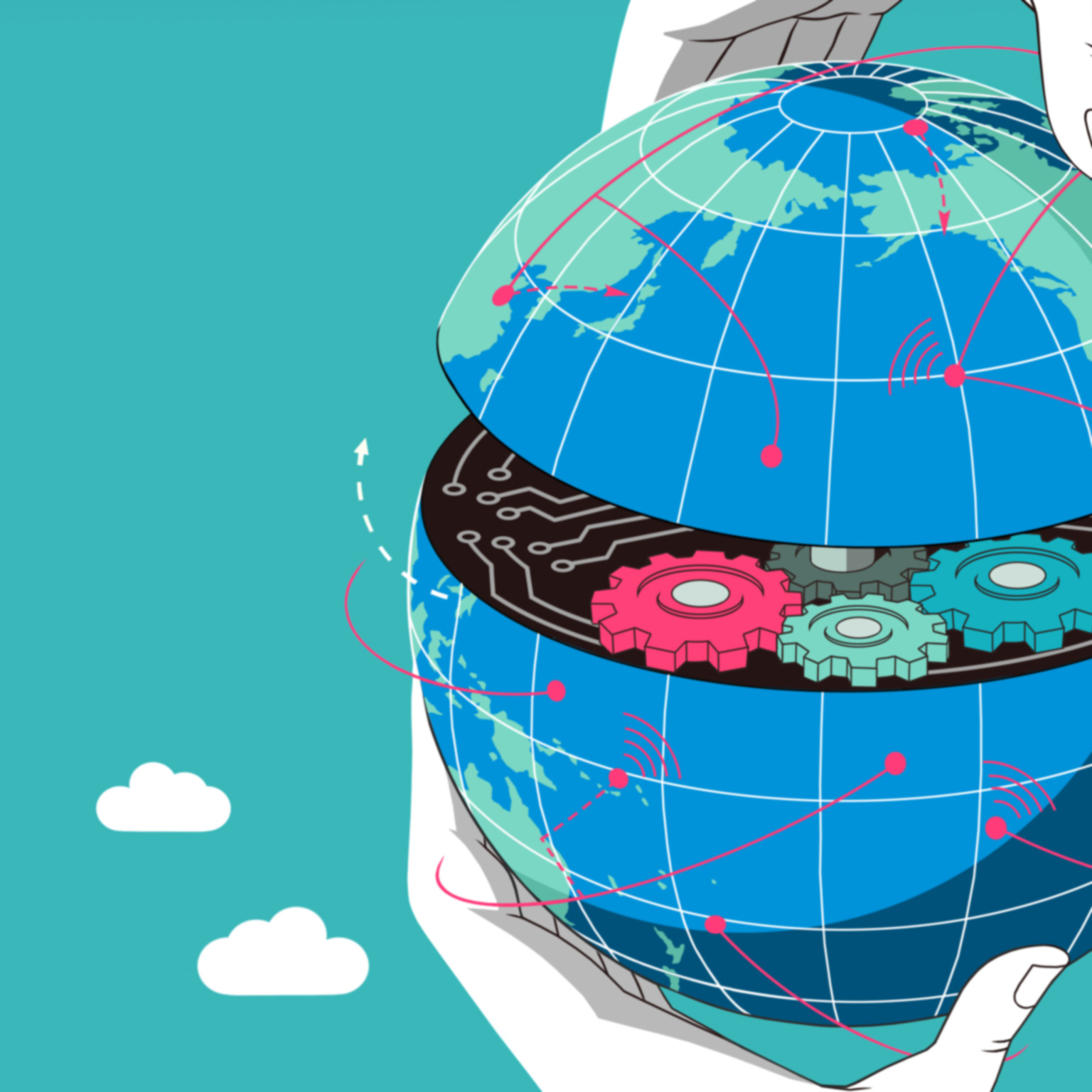 How the Internet of Things will reshape future production