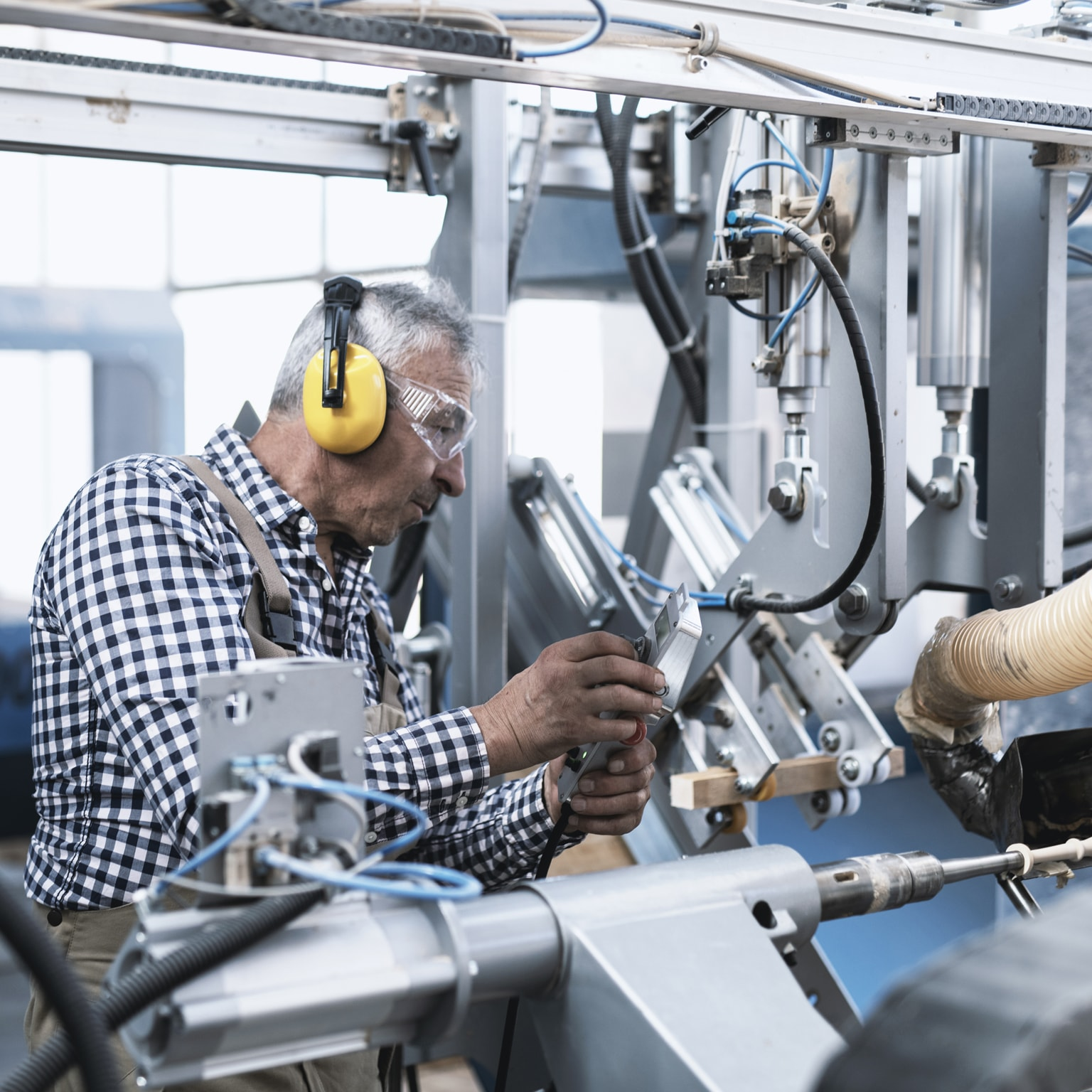 The Fourth Industrial Revolution and manufacturing's great reset