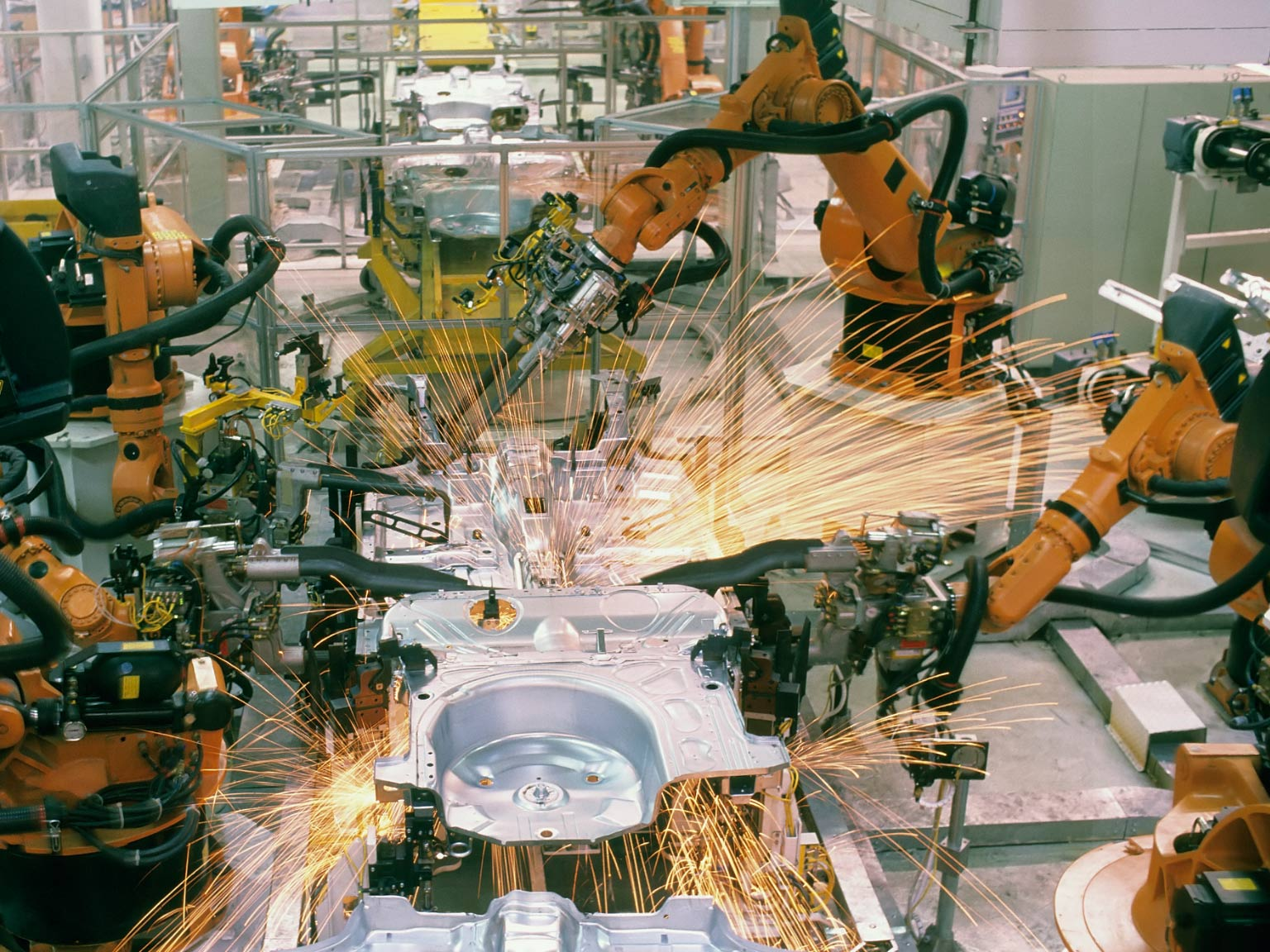 Manufacturing the future: The next era of global growth and ...