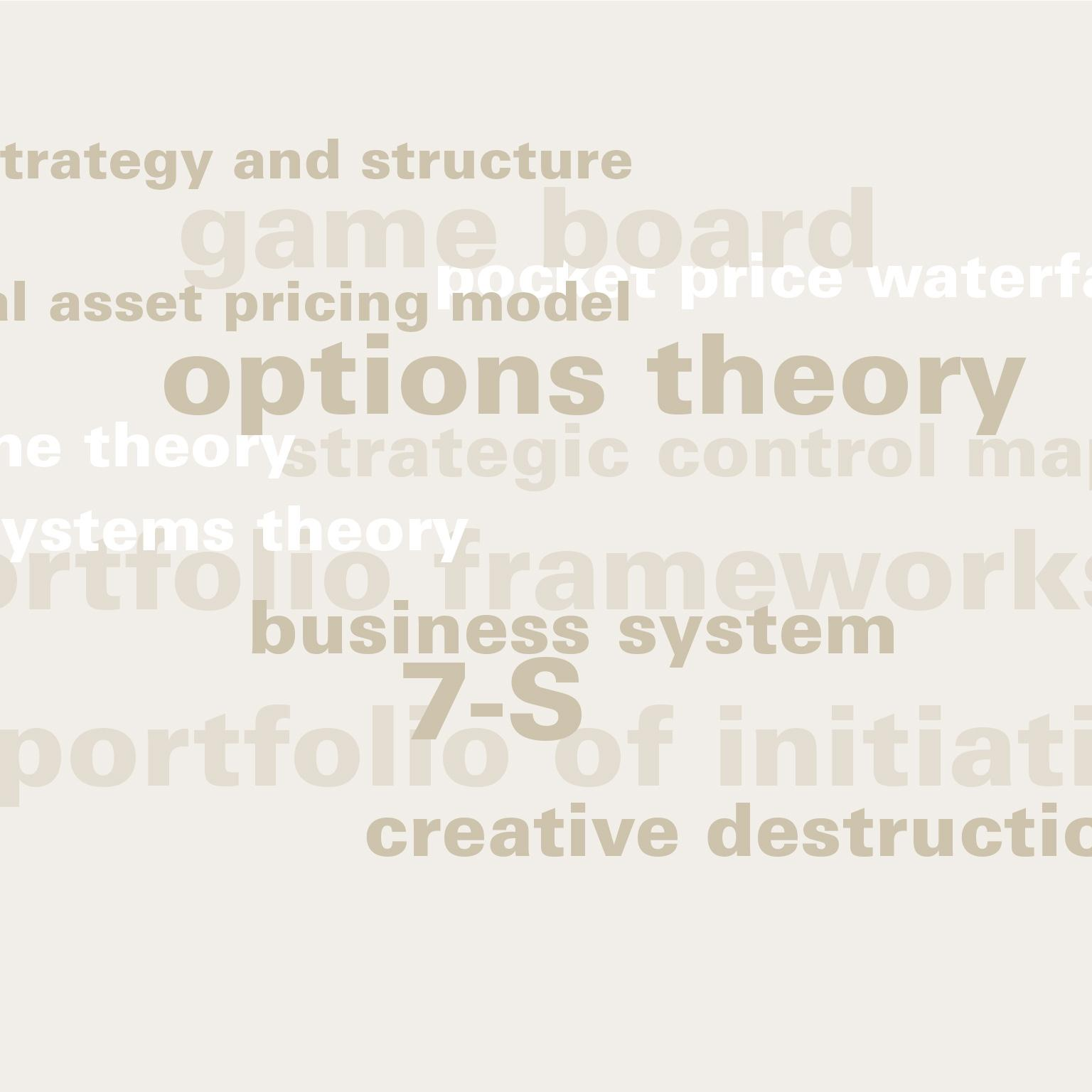 Enduring Ideas: Classic McKinsey frameworks that continue to inform management thinking
