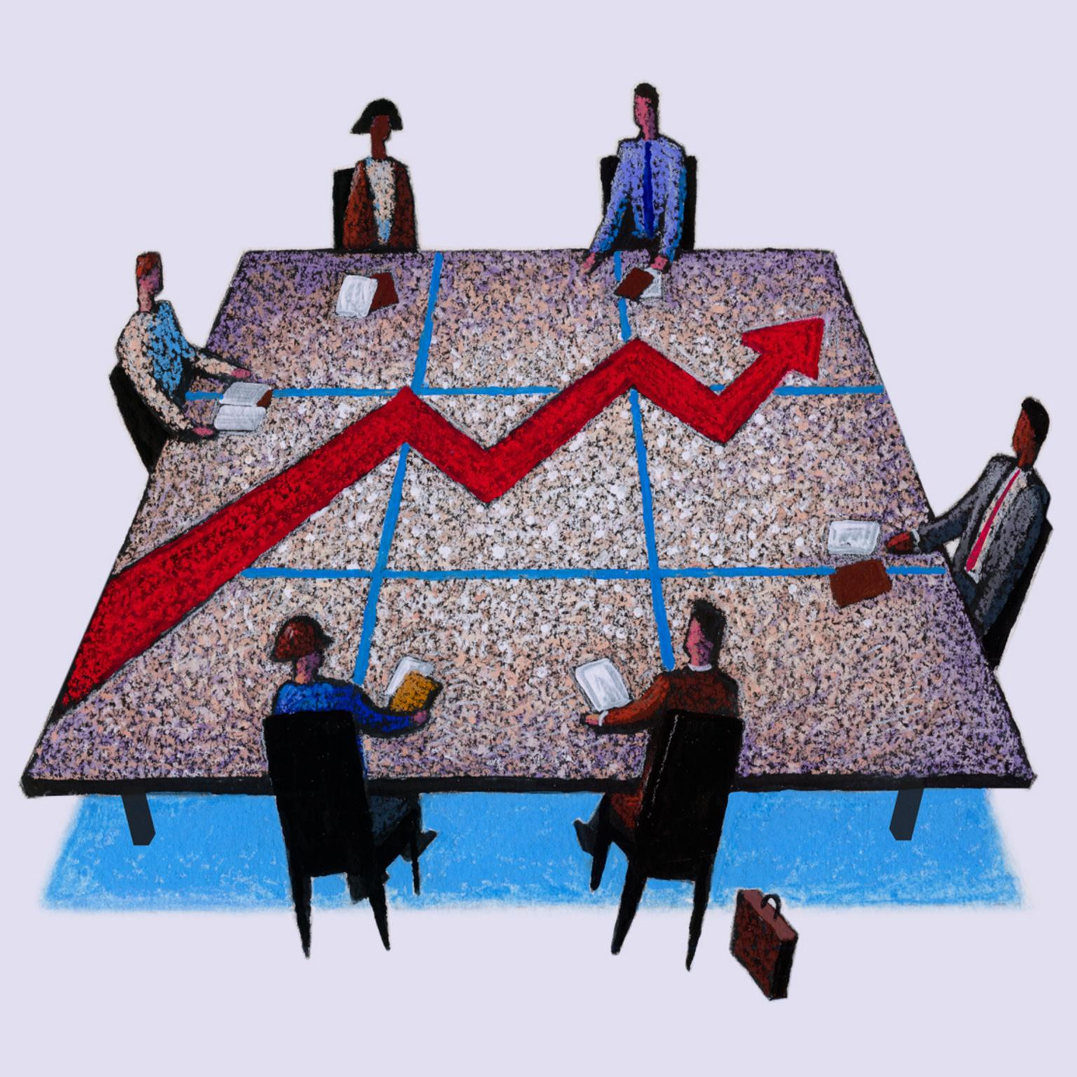 High-performing boards: What's on their agenda?