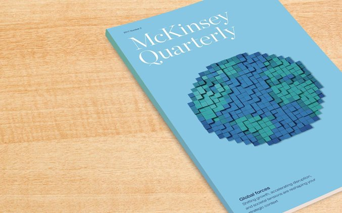 <em>McKinsey Quarterly</em> 2017 Number 2: Overview and full issue