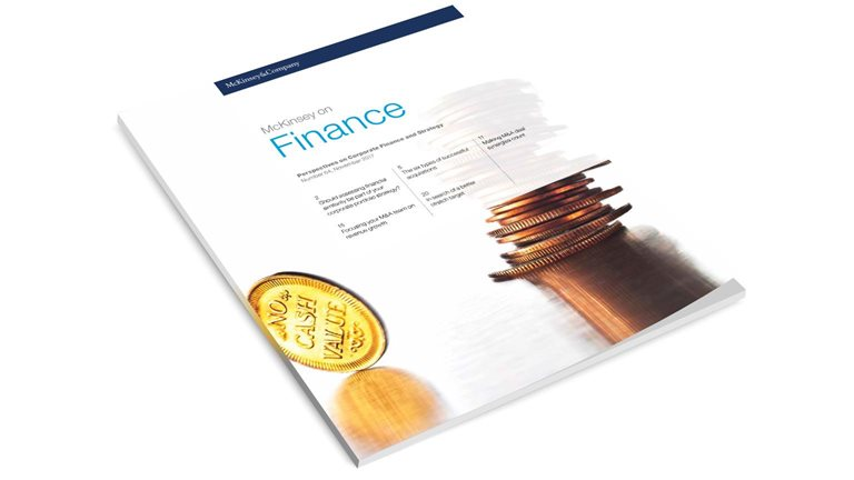 McKinsey on Finance Number 64