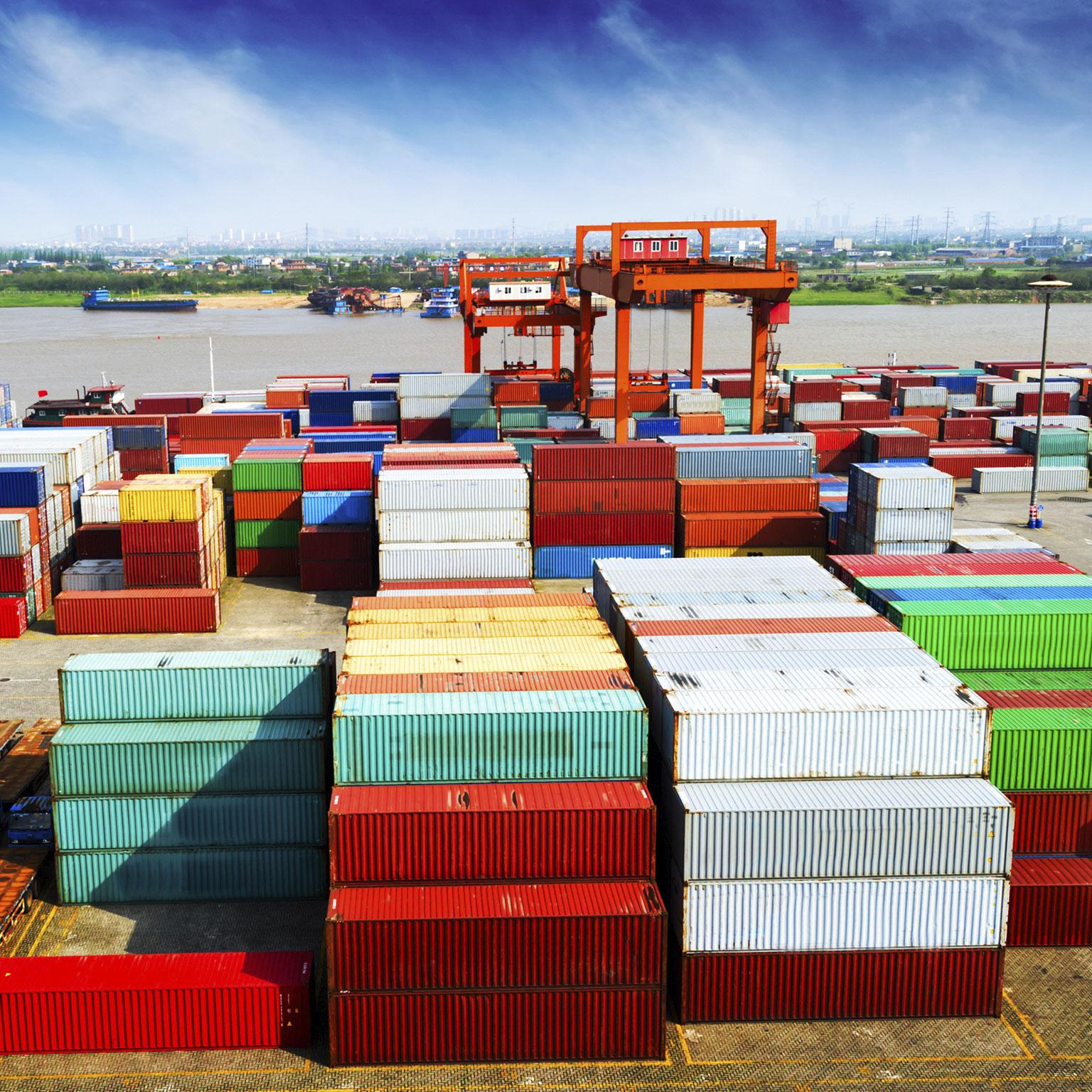 The Hidden Opportunity In Container Shipping Mckinsey