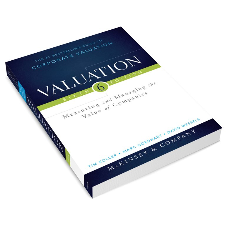 Valuation measuring and managing the value of companies 6th valuation measuring and managing the value of companies 6th edition fandeluxe Gallery