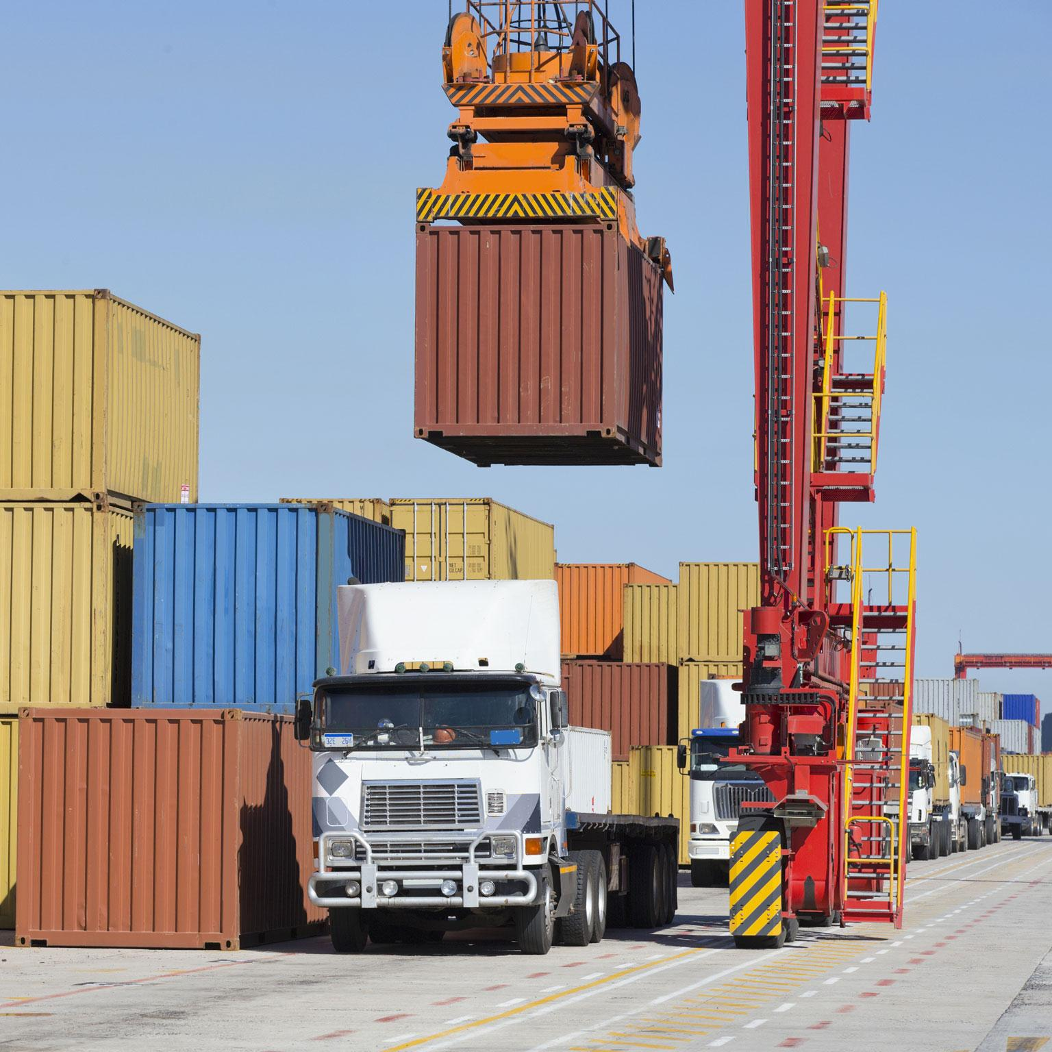 Landside operations: The next frontier for container-shipping