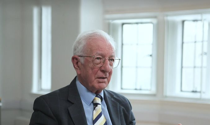 Happiness and work: An interview with Lord Richard Layard