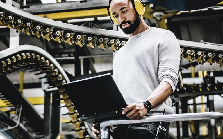 Manufacturing reimagined: from improved productivity to profitable growth