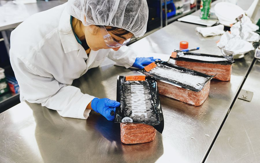 An incredible year for Impossible Foods