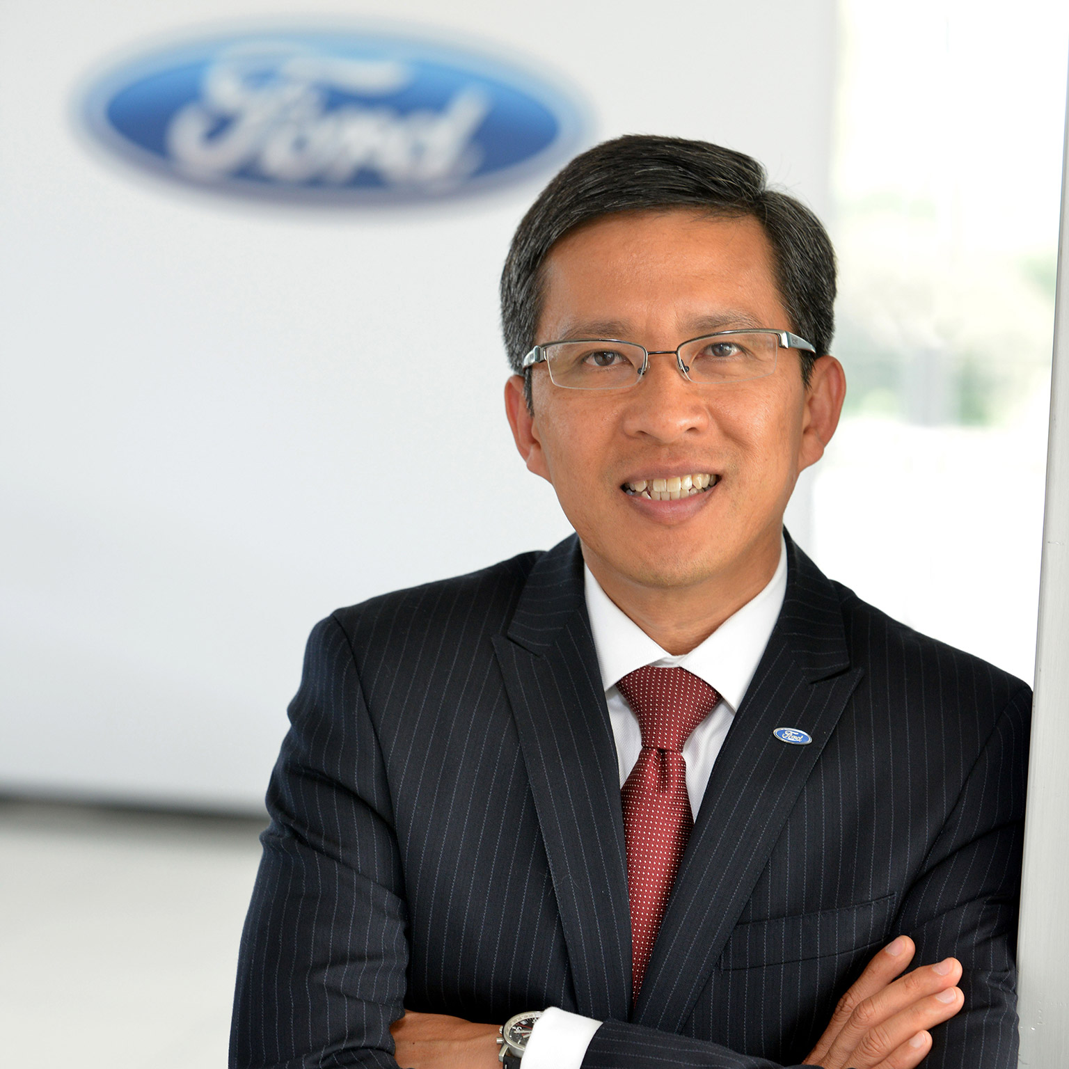 Ford's evolving sense of self: An interview with Hau Thai-Tang