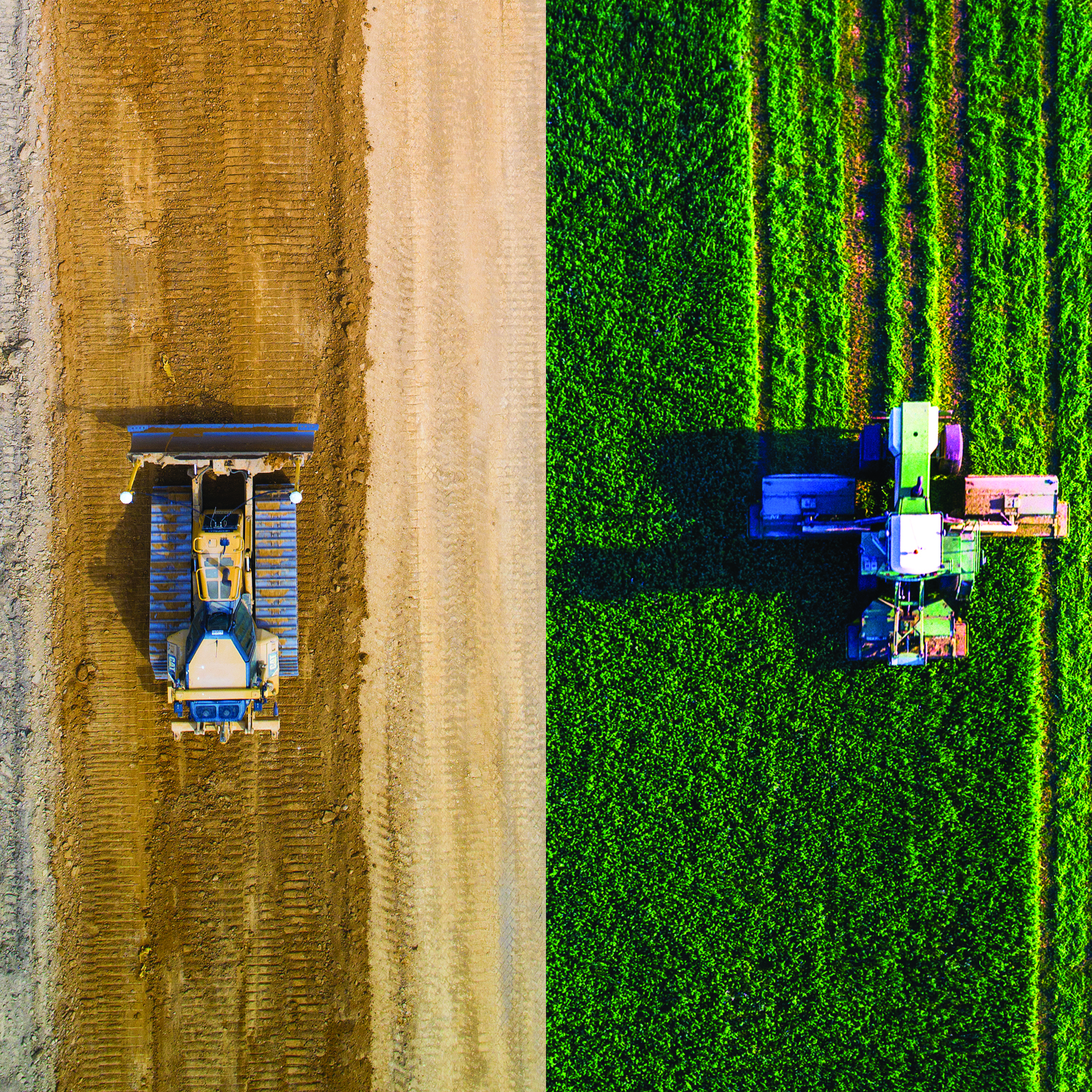 How OEMs can seize the high-tech future in agriculture and