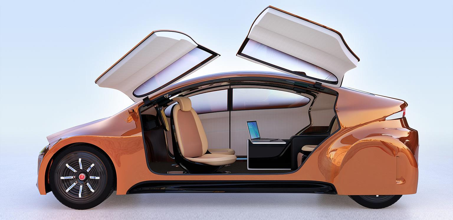 How the auto industry is preparing for the car of the future