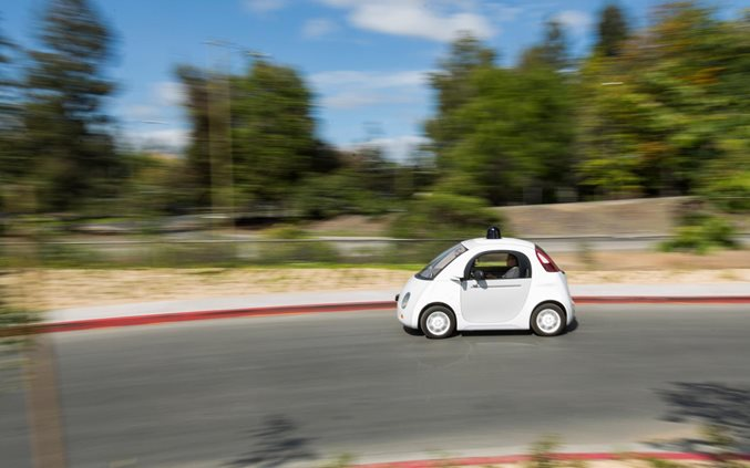 Self-driving cars and the future of the auto sector