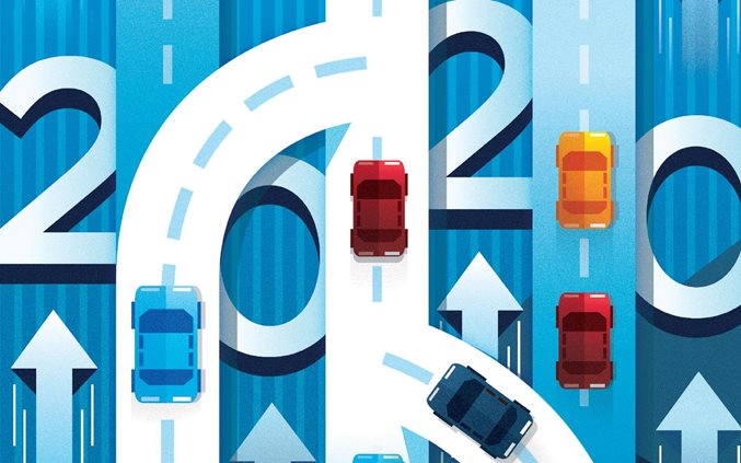 The road to 2020 and beyond: What's driving the global automotive industry
