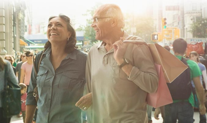 Getting to know urban elderly consumers