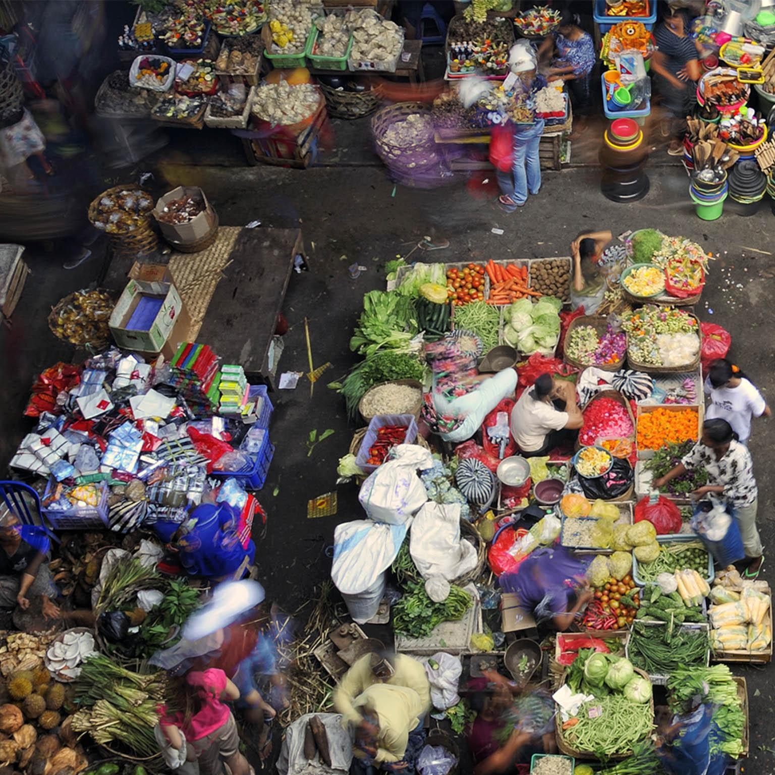 Understanding Indonesia's consumer-goods market