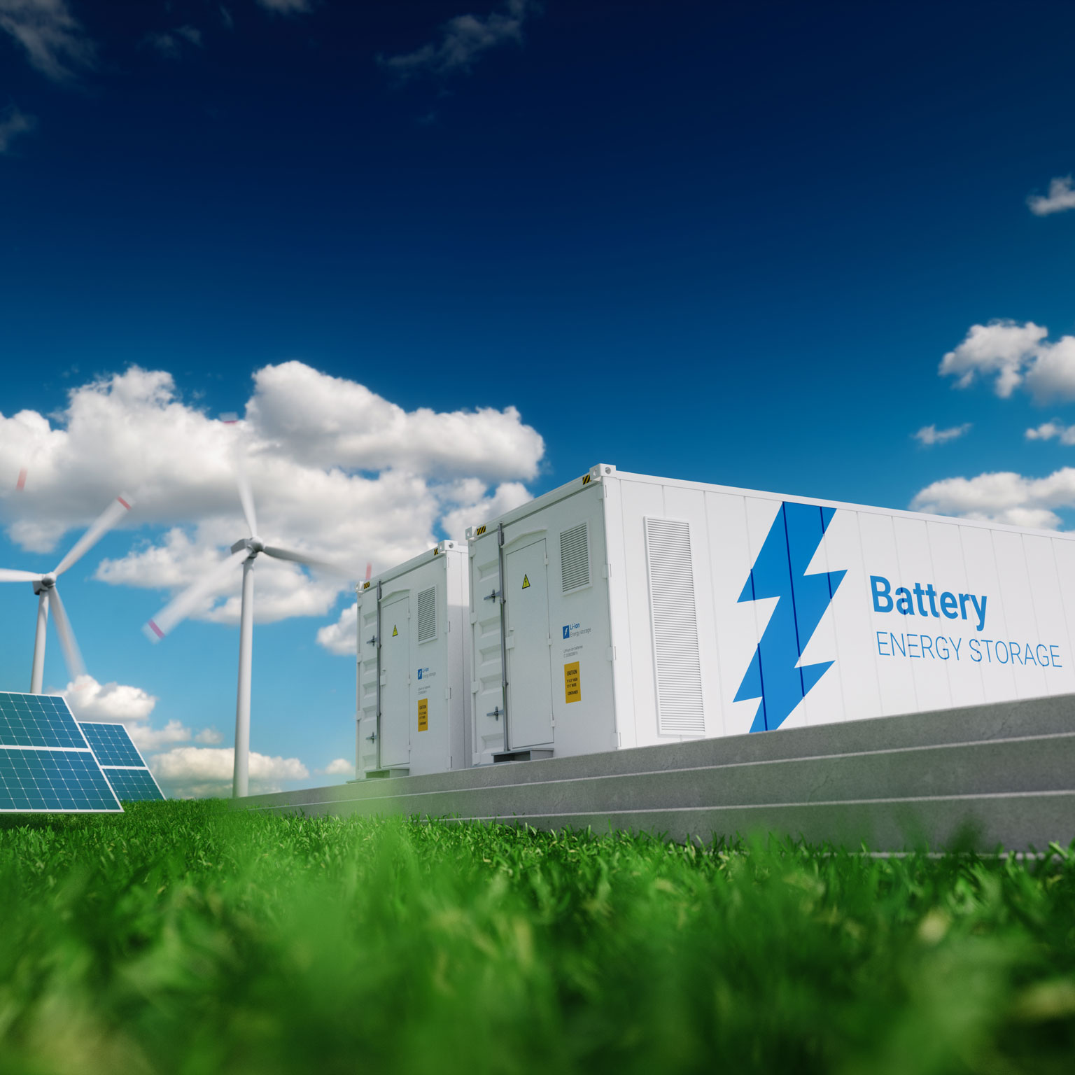 The new rules of competition in energy storage