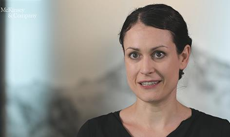 Data and analytics at scale: An interview with Laura Meyer of UBS