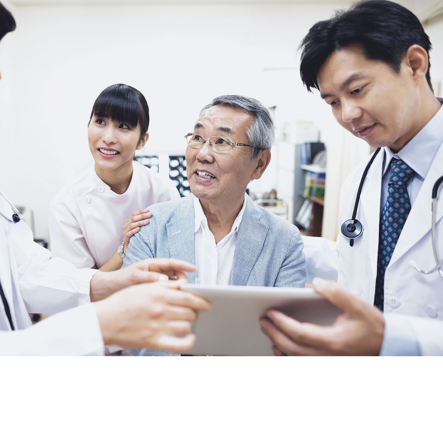 Finding the future of care provision: the role of smart hospitals