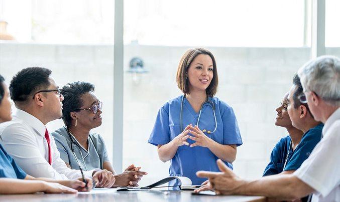 Transformative healthcare growth through diversification