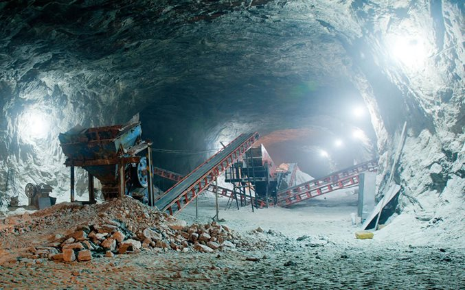 Is there hidden treasure in the mining industry?