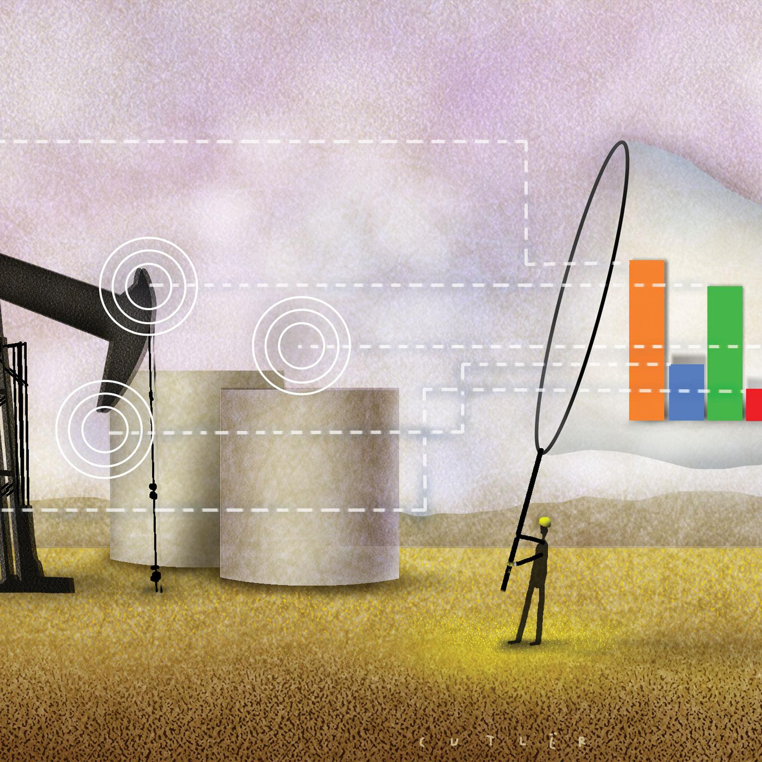 Digitizing oil and gas production | McKinsey