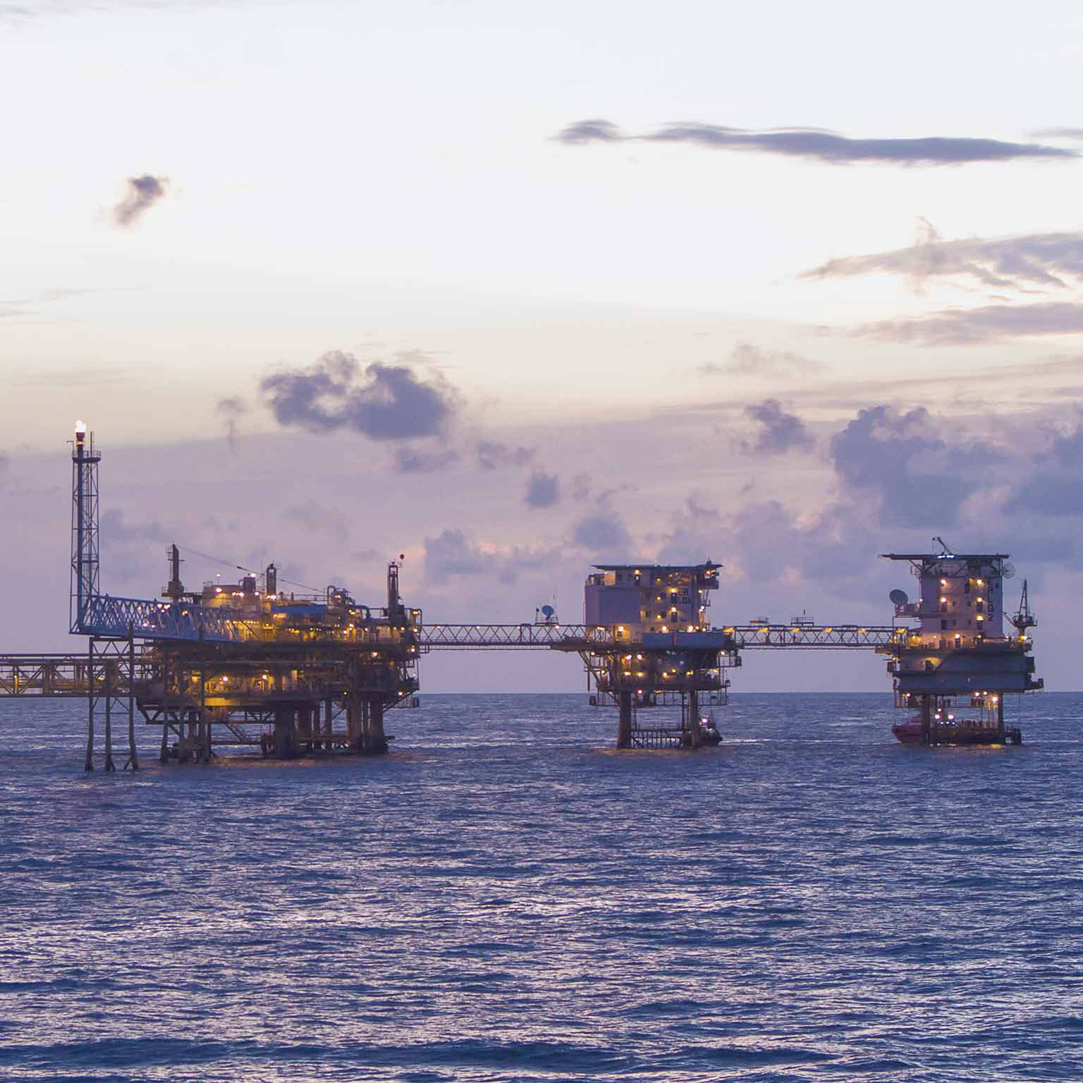 Offshore-drilling outlook to 2035 | McKinsey