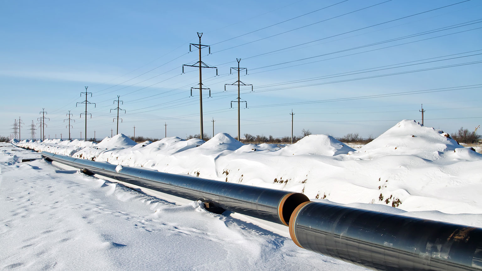 US natural gas market reaction to the 'Bomb Cyclone'